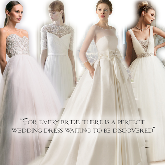 BRIDAL INSPIRATION: 45 EXQUISITE WEDDING GOWNS