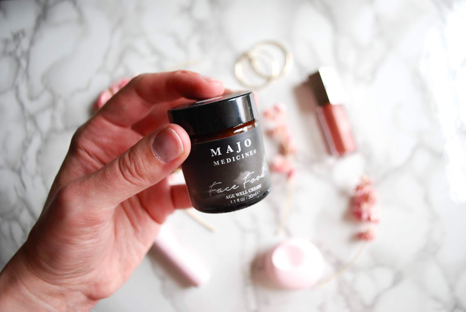majo medicine skin food sensitive skin cream review