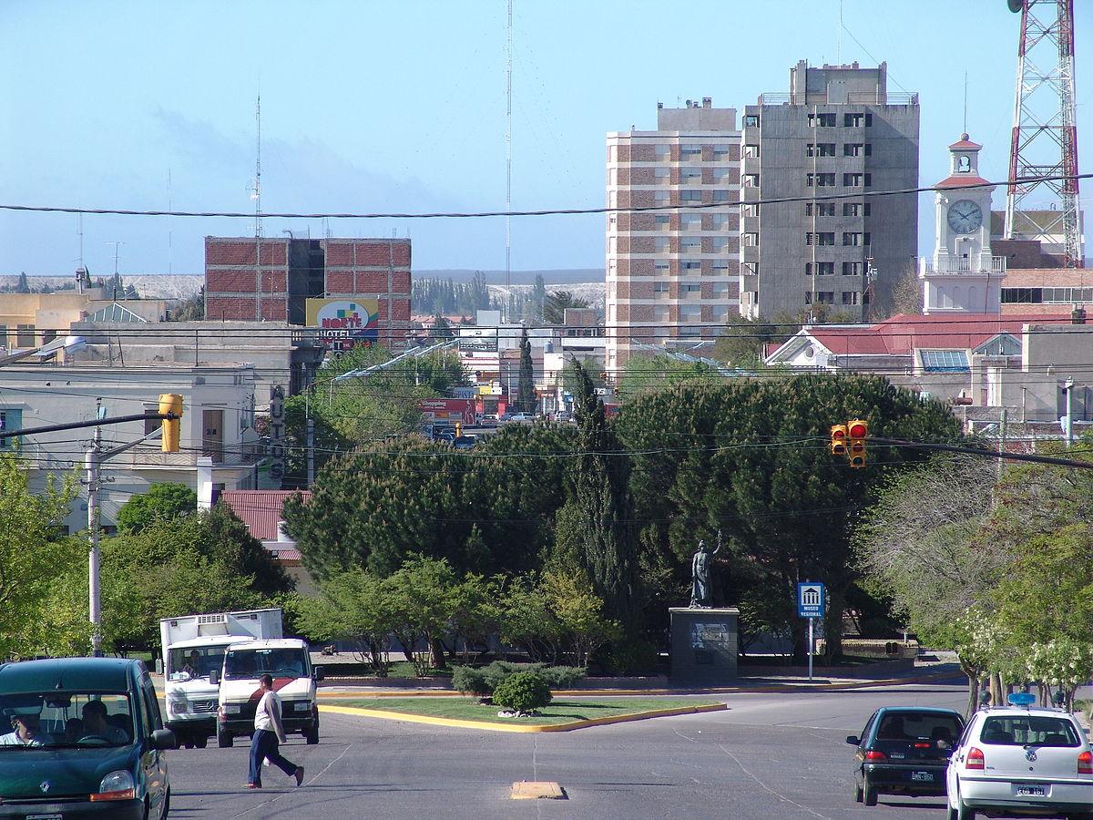 Trelew   Cidade da Argentina