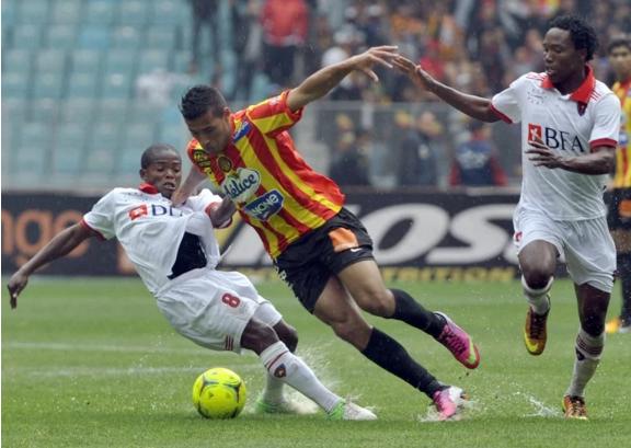 مباراة الترجي وبلاتينيوم  18-1-2019 دوري ابطال افريقيا