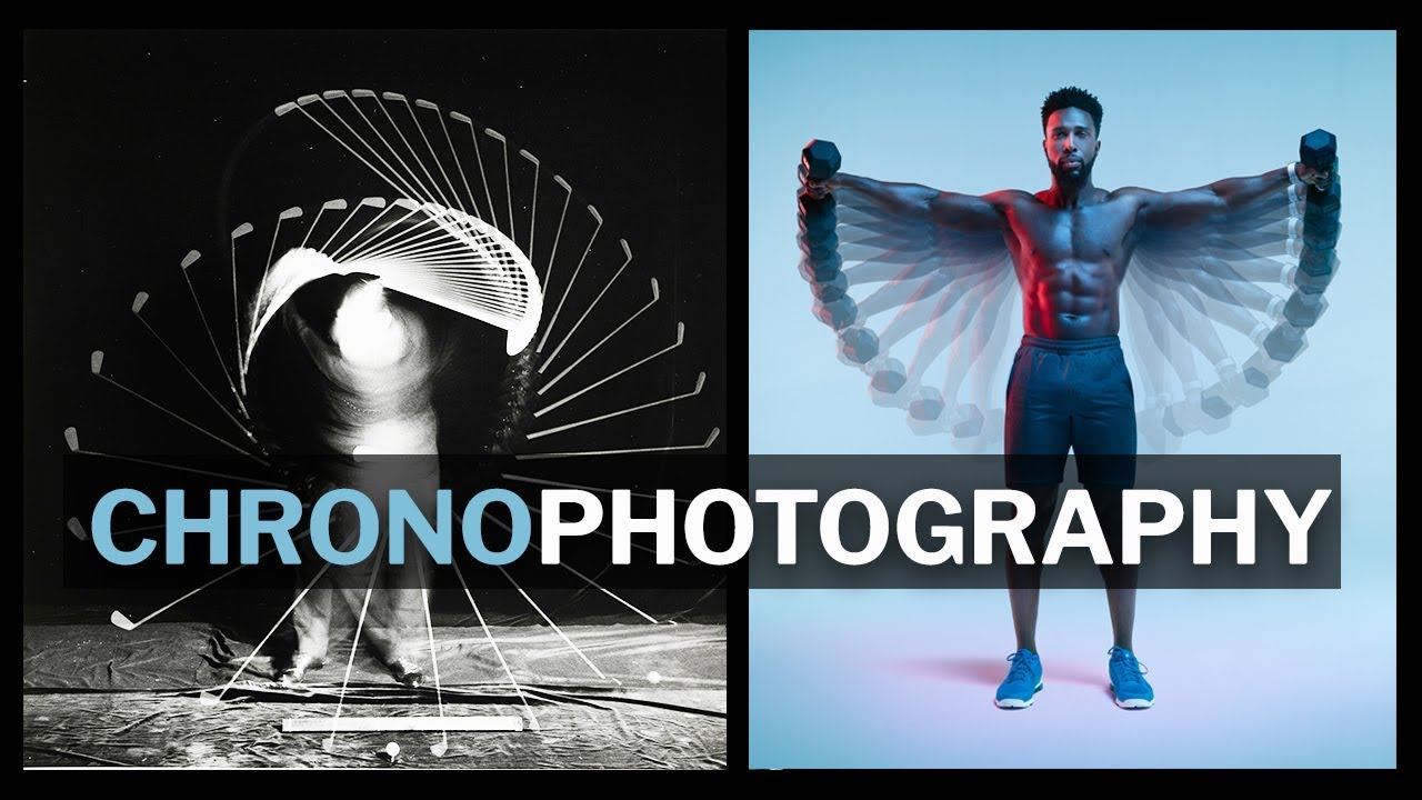 Chronophotography : The photo technique perfect for storytelling