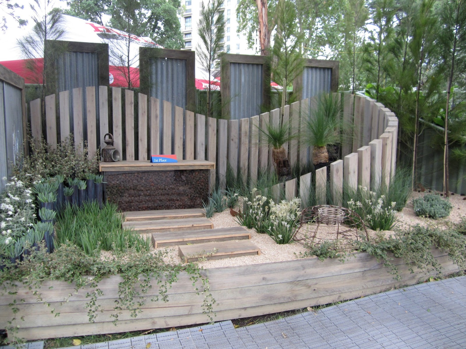Karen Johnson: Melbourne International Flower & Garden