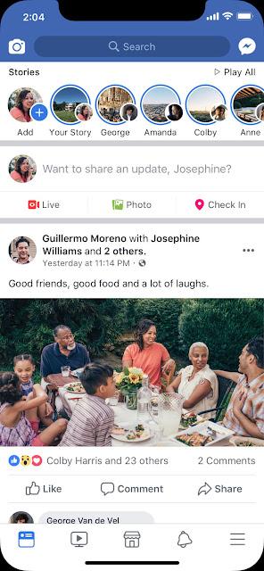 تحميل فيس بوك Download Facebook لهواتف الأندرويد والأيفون أخر تحديث - موقع حملها