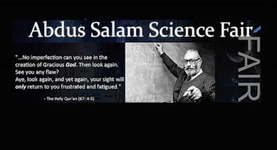 Biografi - Professor Abdus Salam - Fisikawan Muslim  Dilahirkan pada tanggal 29 Januari 1926 di Jhang, sebuah kota kecil di Pakistan, pada tahun 1926. Ia merupakan fisikawan muslim terbaik abad 21. Ayahnya ialah pegawai dalam Dinas Pendidikan dalam daerah  pertanian. Kelurga Abdus Salam mempunyai tradisi pembelajaran dan alim. Hanya sayangnya, ia memasuki  Jamaah Muslim Ahmadiyyah dari Qadian, yang mempercayai kedatangan kedua dari Almasih, Nabi Isa yang  kedua kalinya yang dijanjikan, Imam Mahdi, begitu juga sebagai Mujaddid pada abad ke 14 H dalam  Kalender Islam dalam wujud Mirza Ghulam Ahmad, sehingga aliran ini dianggap sebagai minoritas non- Muslim di Pakistan. Akibatnya, sampai saat meninggalnya pada 1996, ia tidak pernah diberi penghargaan  resmi oleh pemerintah Pakistan. Dalam usia sangat muda (22 tahun) Salam meraih doktor fisika teori dengan predikat summa cumlaude di  University of Cambridge, sekaligus meraih Profesor fisika di Universitas Punjab, Lahore. Khusus untuk  pelajaran matematika ia bahkan meraih nilai rata-rata 10 di St.John's College, Cambridge. Salam adalah  satu dari empat muslim yang pernah meraih Hadiah Nobel. Tiga lainnya adalah Presiden Mesir Anwar Sadat  (Nobel Perdamaian 1978), Naguib Mahfoud (Nobel Sastra 1988), Presiden Palestina Yasser Arafat (bersama  dua rekannya dari Israel