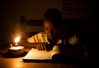 Throughout Africa, only 43% of urban and rural households have access to reliable electricity.
