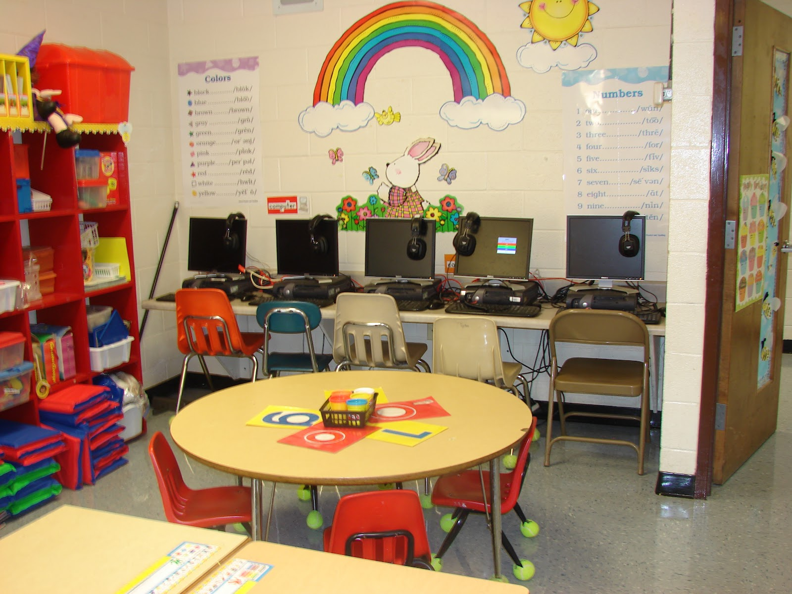 Mrs Janelle S Kindergarten Kingdom Old Room Goodbye