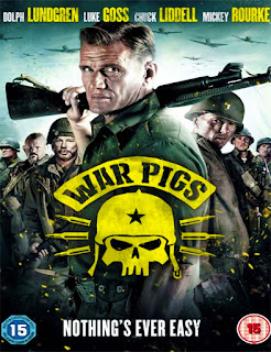 Cerdos de Guerra (War Pigs) (2015)