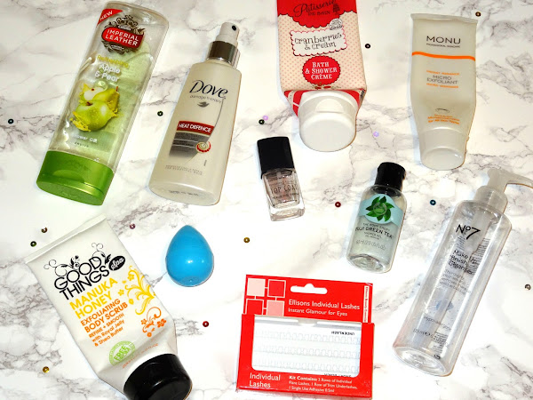 Empties #12 Will I Repurchase?