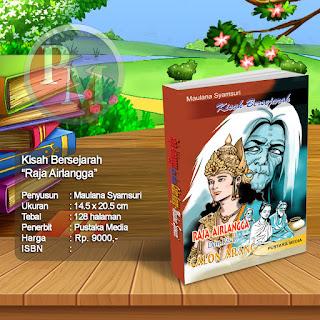 CR : Raja Airlangga dan Kisah Calon Arang - Kisah Bersejarah | Rp. 9.000,-