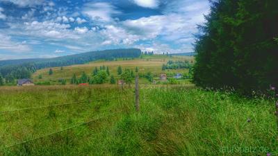 Langer Lauf im Erzgebirge