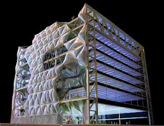 Edificio media tic de enric ruiz geli arquitectura en - Despachos de arquitectura en barcelona ...
