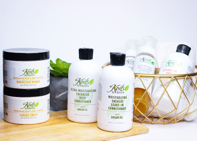 Review: Koils By Nature Product Line