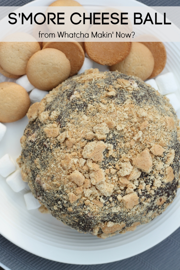 S'More Cheese Ball