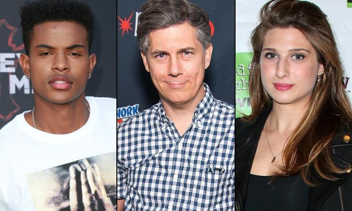 Grown-ish - Chris Parnell, Emily Arlook & Trevor Jackson Join Black-ish Spinoff
