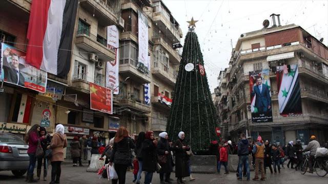 Político francés: Medios occidentales manipulan la verdad en Siria