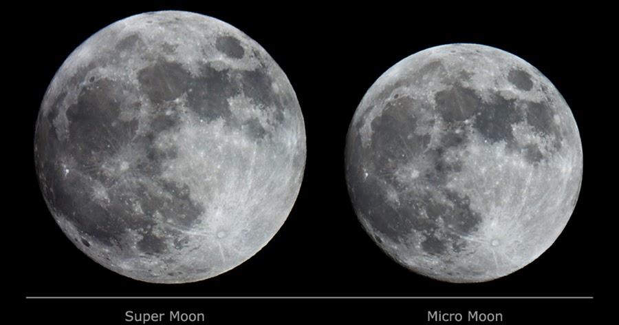 Micro Moon: Bulan Purnama Terkecil Tahun 2016 Muncul pada