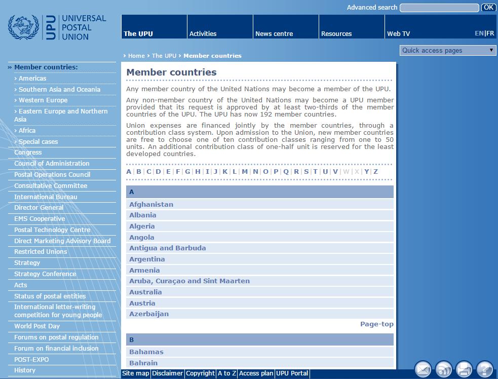 WORLD PHILATELIA: ONLINE FREE STAMP CATALOGUES