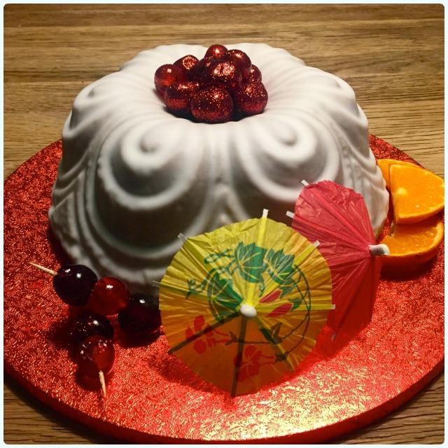 Amaretto Sour Bundt Cake