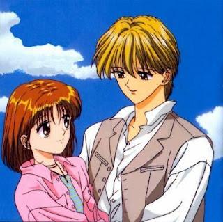 La familia crece Anime - Miki y Yuu 2