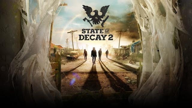 الإعلان عن موعد إصدار لعبة State of Decay 2 و ستتوفر بسعر جد مناسب ...