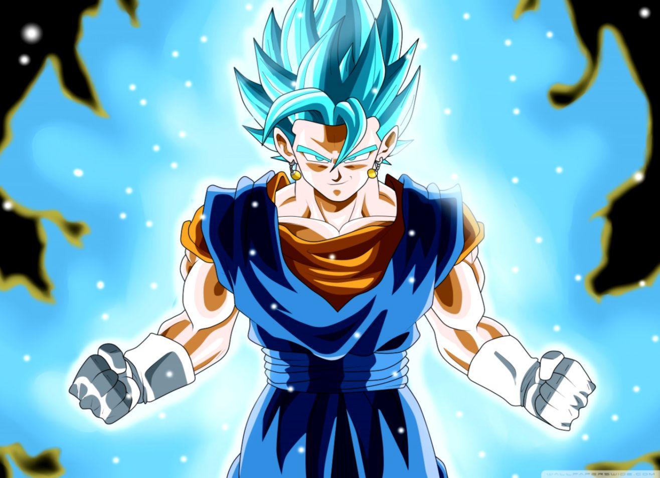 Dragon Ball Z Battle Of Gods Goku Wide Wallpaper Kingdom Wallpapers
