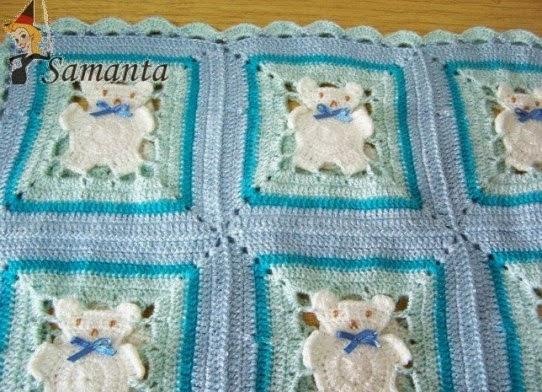 Lo Spazio Di Lilla A Gentile Richiestala Piastrellina Crochet