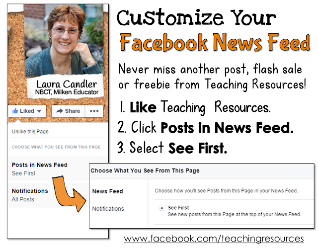 Learn how to customize your Facebook news feed to see all posts from your favorite pages!