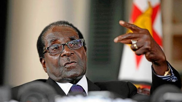 Former Vice President Mnangagwa Takes Over As  Mugabe Agrees To Resign