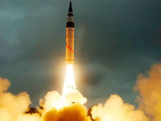 K-4 Ballistic Missile
