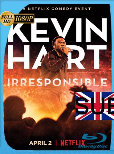Kevin Hart: Irresponsible (2019) HD [1080p] Subtitulado [GoogleDrive] TeslavoHD
