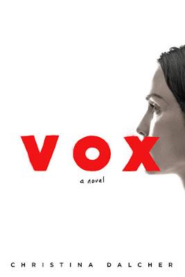 Vox, Christina Dalcher, InToriLex