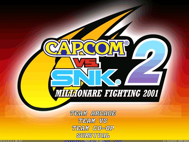 Capcom vs snk 2 mugen download