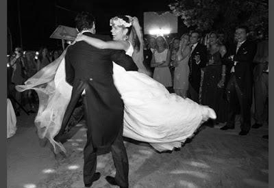 Baile novios divertido wedding planners Cadiz
