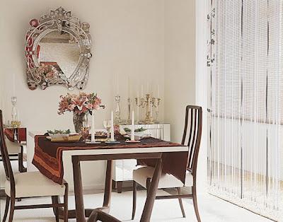 2 Espelhos na decoração da sua casa...!