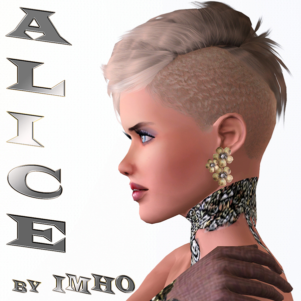 Sims, sims 3, sim, imho, сим, симс 3, персонаж, симочка, имхо, ALICE