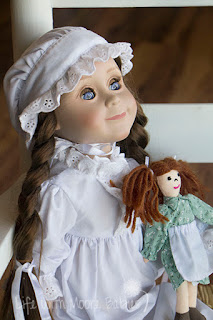 Review of the Official Laura Ingalls Doll