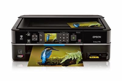 Image Epson Artisan 710 Printer Driver