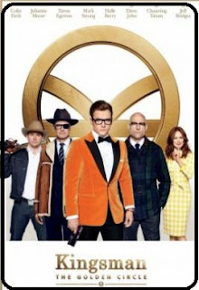 Kingsman: The Golden Circle (2017) Sub Indo