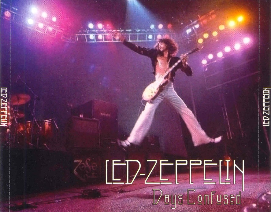 BOOTSLIVE: Led Zeppelin - 1975-03-05 - Dallas,TX (FLAC)