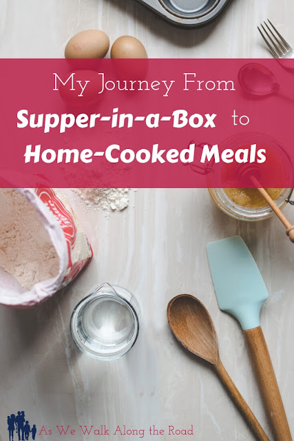 Help for home cooked meals