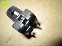 Schärfer Seite: E-PRANCE® Messerschärfer Messerschleifer Knife Sharpener mit 3 Stufen