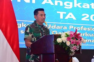 Marsekal TNI Yuyu Sutisna, S.E., M.M.