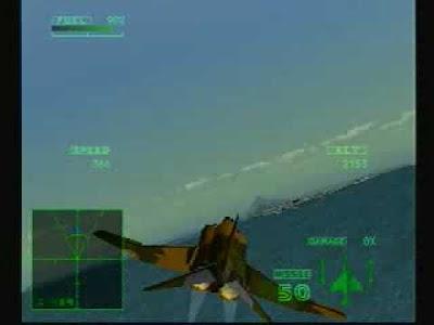 Ace Combat 2 screenshot 1