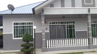 Rumah Kedua Homestay Hj Esmon Di Parit Raja Johor