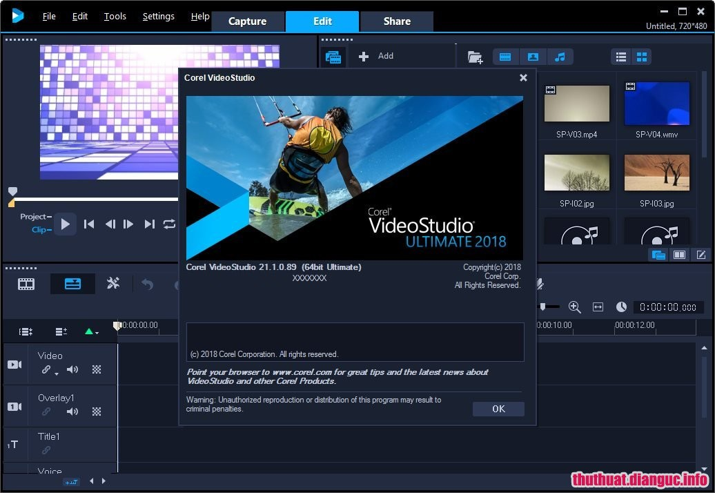 tie-smallDownload Corel VideoStudio Ultimate 2018 v21.4.0.165 Full Cr@ck
