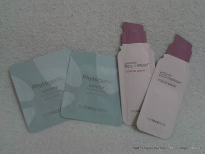 The FACE Shop Freebies