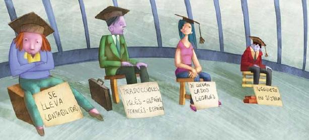 Desempleo, salarios