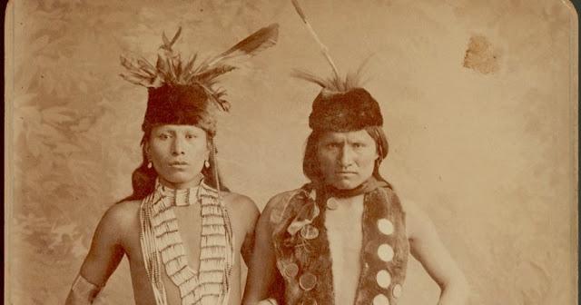 Black Elk and Crazy Horse