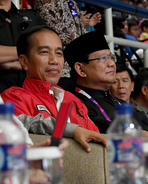Jawaban Prabowo dan Jokowi Saat Ditantang Debat Bahasa Inggris