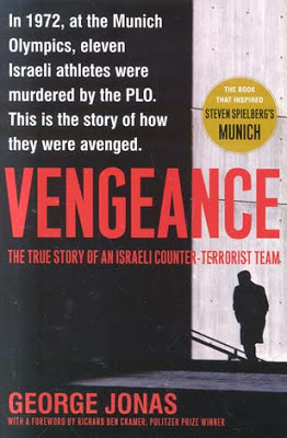 Vengeance by George Jonas - book cover